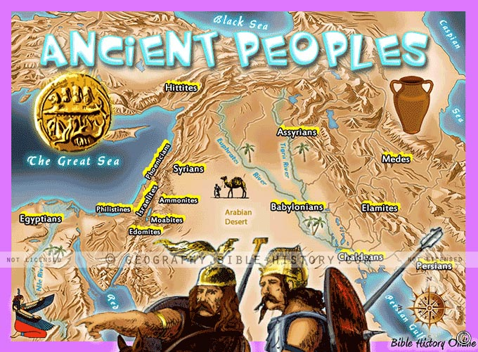 Ancient Peoples of the Bible